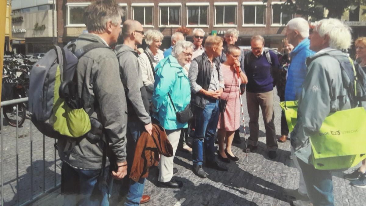 rondleiding in Utrecht