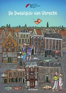 de Dwaalgids van Utrecht - voorzijde